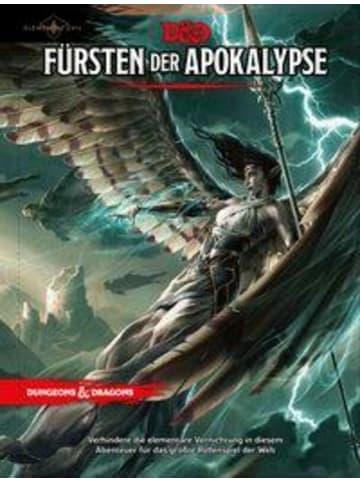 Ulisses Spiel & Medien D&D: Fürsten der Apokalypse
