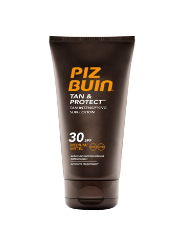 "Piz Buin Sun Lotion ""Tan & Protect Tan Intensiving"" LSF 30 ‒ 150ml"