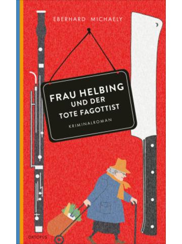Kampa Verlag Frau Helbing und der tote Fagottist