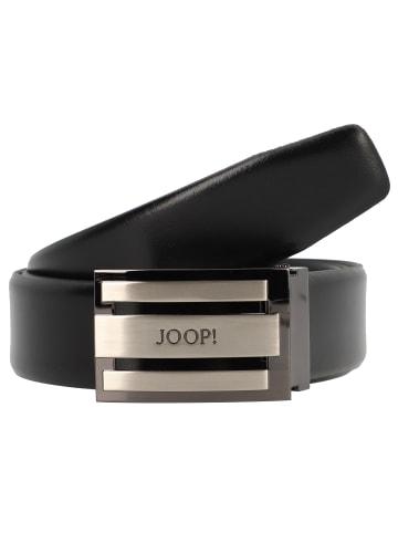JOOP! Coll.Belt Gürtel Leder in schwarz