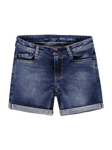 Marc O'Polo Junior Jeansshorts in blue denim