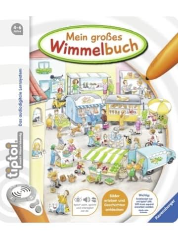 Ravensburger tiptoi® tiptoi® Mein großes Wimmelbuch; .