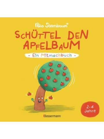 Bassermann Verlag Schüttel den Apfelbaum - Ein Mitmachbuch