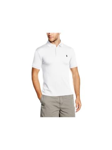 Ralph Lauren Poloshirt kurzarm in weiß