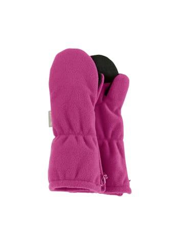 Sterntaler Stulpen-Handschuh in magenta