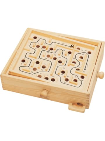 Natural Games Holz Labyrinth 30 x 25,5 cm
