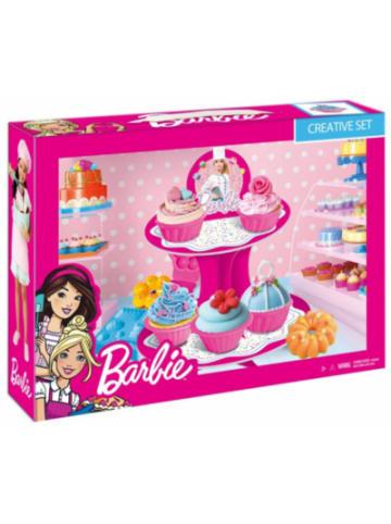Mega Creative Barbie Knet-Set Konditor