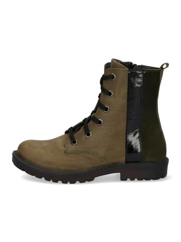 Braqeez Boots Bo Boot in grün