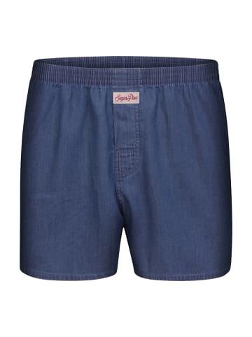 Sugar Pine Boxershorts Jeans in Jeansblau