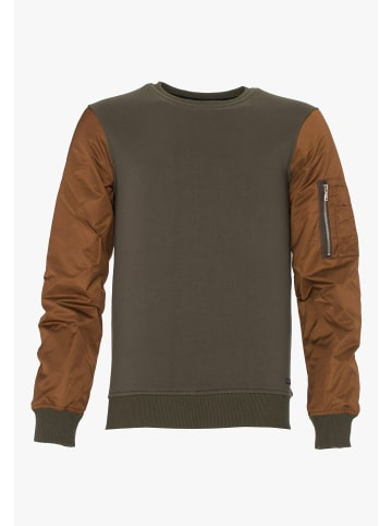 PLUS EIGHTEEN Sweater in Khaki