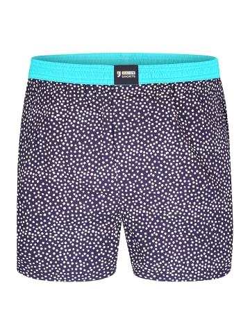 Happy Shorts Boxershorts Motive in Brush Dots