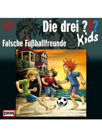 Sony CD Die drei ??? Kids 47 - Falsche Fussball-Freunde