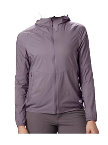 Mountain Hardwear Sport-Jacke in Violett