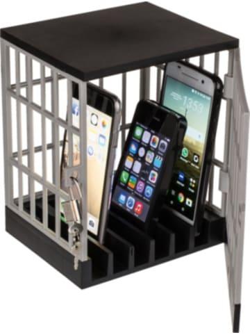Out of the Blue Mobiltelefon-Gefängnis 15x19 cm, inkl. Schloss mit zwei Schlüsseln
