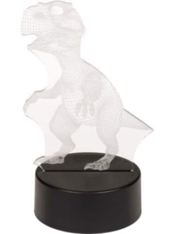 "Out of the Blue 3D-Nachtlicht ""Dinosaurier"" H17cm"