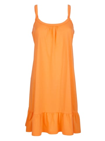 Maritim Strandkleid in Orange