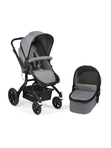 "CHIC 4 BABY Kombi-Kinderwagen ""Tano"" in Jeans grau"