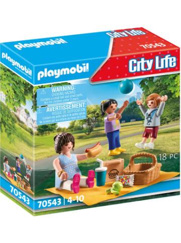 Playmobil Picknick im Park