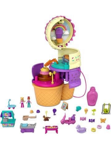 Mattel Polly Pocket Ausklappspaß-Schatulle Eiswaffel