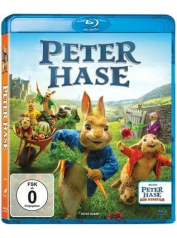 Sony Music Entertainment Peter Hase, 1 Blu-ray
