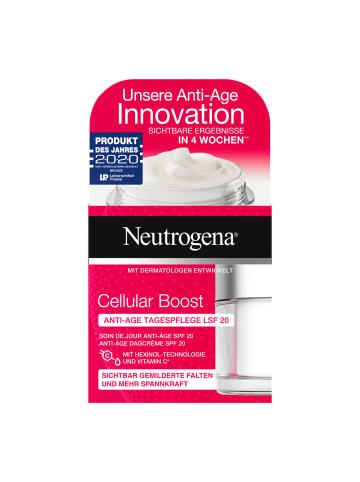 "Neutrogena Tagespflege ""Cellular Boost"" Anti-Age LSF 20 ‒ 50ml"
