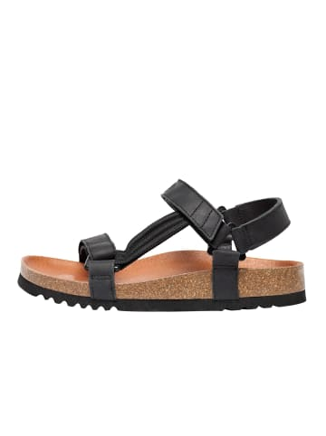 Scholl Sandalen Mit Riemen Heaven in schwarz
