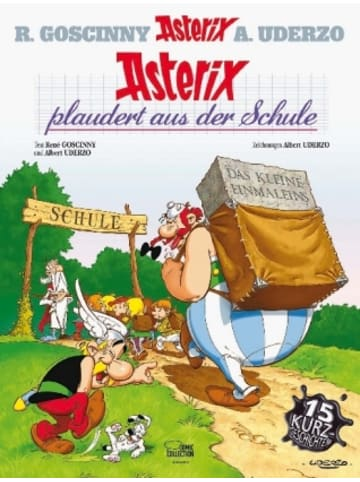 Egmont Comic Collection Asterix - Asterix plaudert aus der Schule