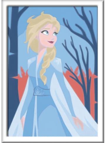 Ravensburger Malen nach Zahlen, 13x18 cm, mit farbigen Motivlinien, Elsa