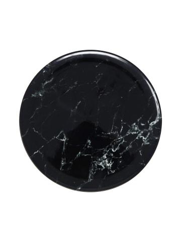 Like. by Villeroy & Boch Frühstücksteller black Marmory in schwarz