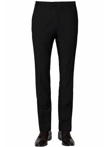 CARL GROSS Anzughosen in schwarz