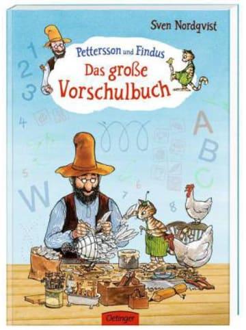 Oetinger Pettersson und Findus. Das große Vorschulbuch