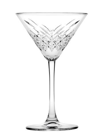 Pasabahce Kristallglas 4er Set TIMELESS in transparent