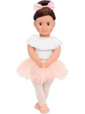 Our generation Puppe Ballerina Valencia 46cm