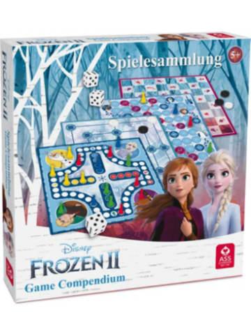 ASS Altenburger Spielkarten Disney Die Eiskönigin 2 - Spielesammlung