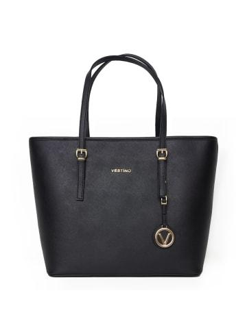 Vestino Shopper in schwarz