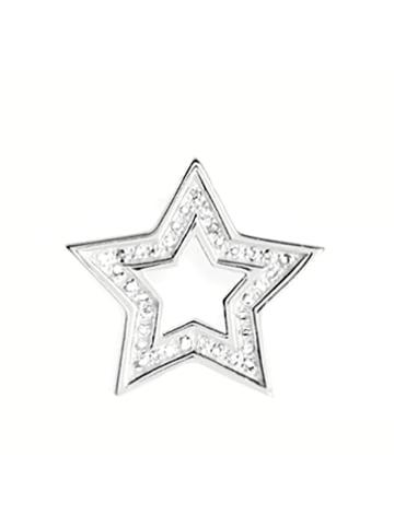 """Heartbreaker Anhänger """"Stars LD ST 34"""" in silber"""