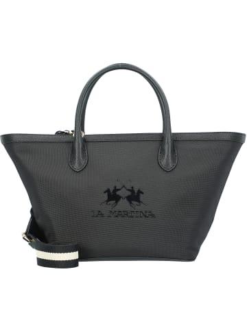 La Martina Estela Shopper Tasche 25 cm in nero