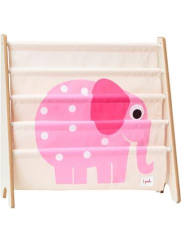 3 Sprouts Bücherregal Elefant, 60 x 63 cm
