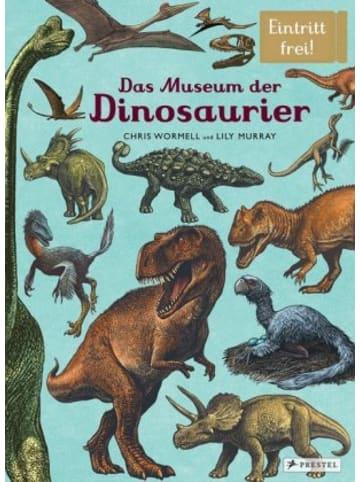 Prestel Verlag Das Museum der Dinosaurier
