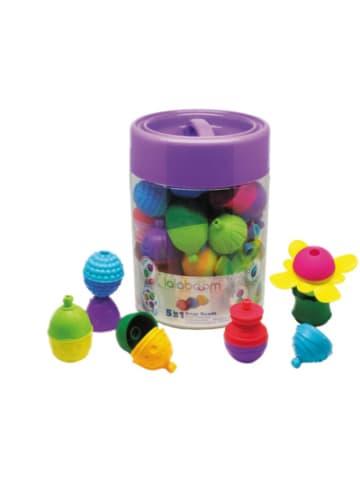 Lalaboom Entdecker-Perlen & Zubehör, 48-teilig