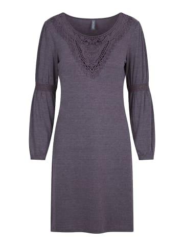 Linga Dore Nachthemd in Violett