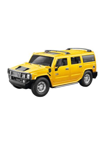 "Cartronic Ferngesteuertes Fahrzeug ""RC Hummer H2"" in Gelb"