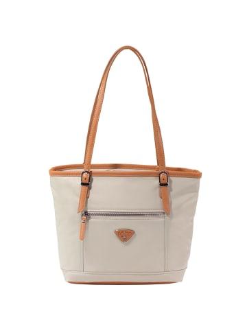 Jump Cassis Riviera Shopper Tasche 33 cm in beige