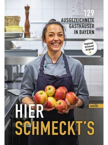 Volk München Hier schmeckt's   129 ausgezeichnete Gasthäuser in Bayern
