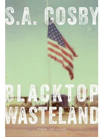 Ars vivendi Blacktop Wasteland | Kriminalroman