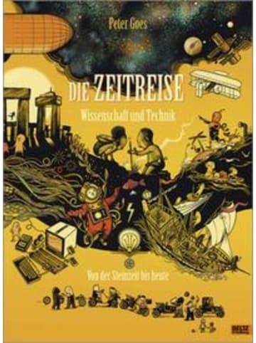 Beltz Verlag Die Zeitreise. Wissenschaft und Technik | Von der Steinzeit bis heute