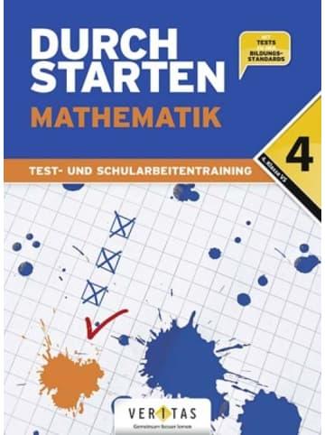 VERITAS Durchstarten Mathematik 4. Testbuch