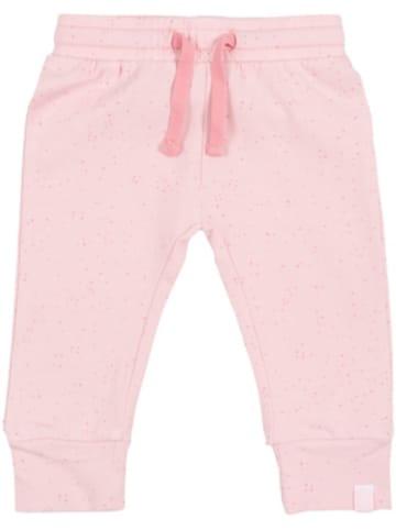 Jollein Baby Hose Pünktchen, blush pink, Gr. 62/68