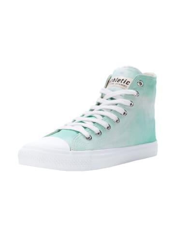 Ethletic Sneaker Lo Fair Trainer White Cap Hi Cut in under water   just white