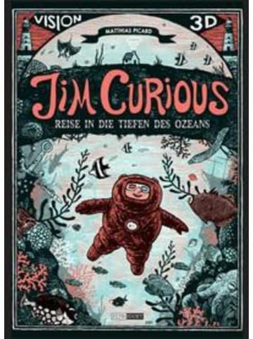 Reprodukt Jim Curious   Reise in die Tiefen des Ozeans